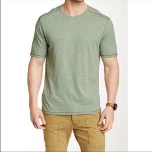 [Tommy Bahama] Cohen V-Neck Short Sleeve Shirt